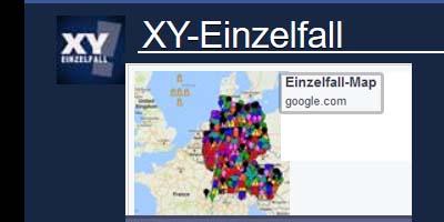 Xy Einzelfall Karte.Einzelfall Liste Einzelfall Map Migranten Flüchtlingskriminalität