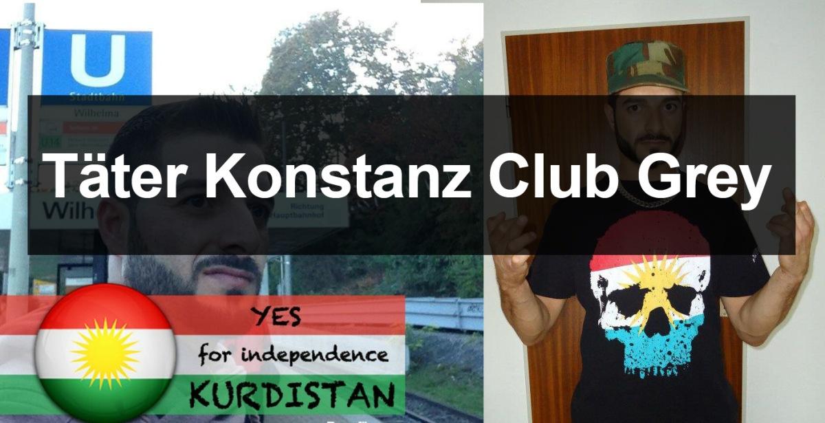 Das ist der Täter vom Konstanz Club Grey