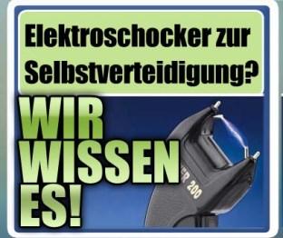 Elektroschocker