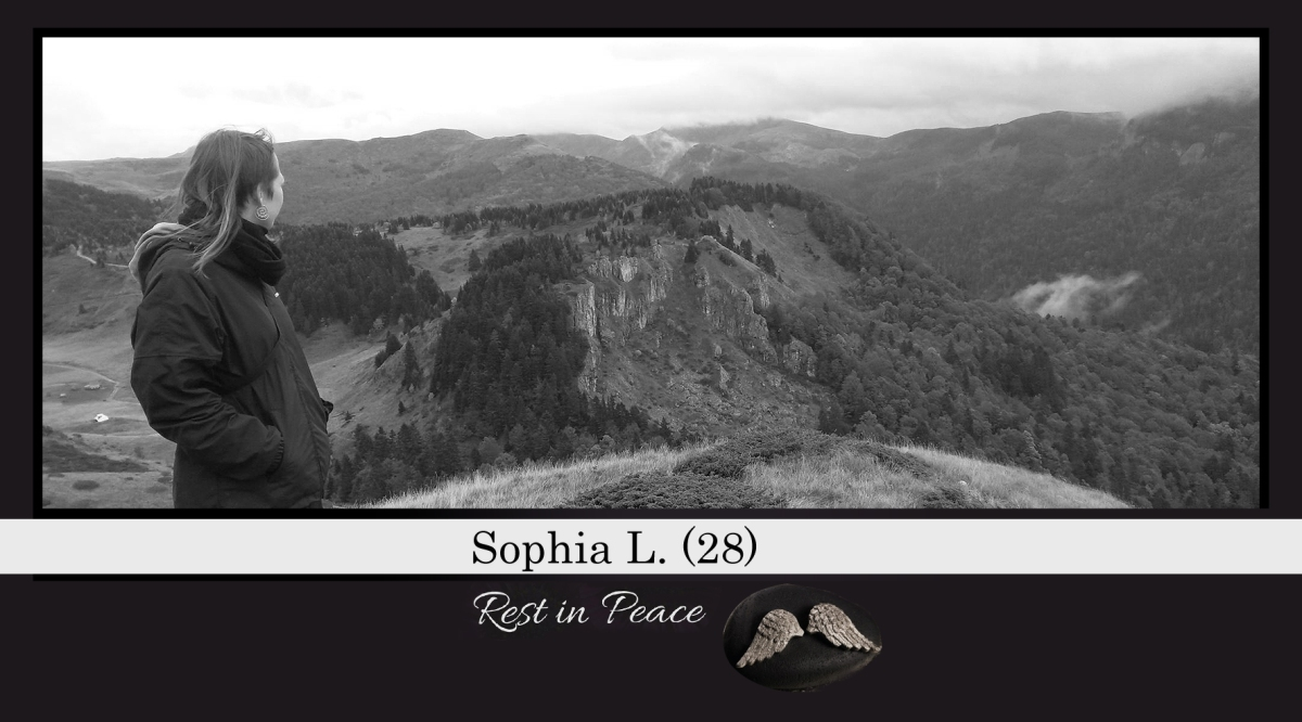 Sophia L. tot an einer spanischen Tankstelle gefunden laut spanischem Bericht