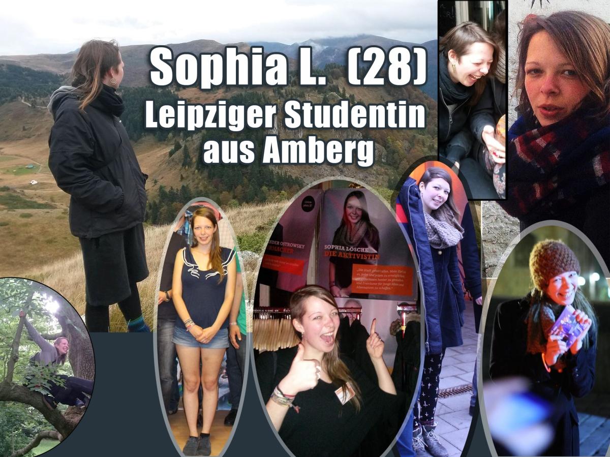 Tramperin Sophia L. (28) - Hintergründe